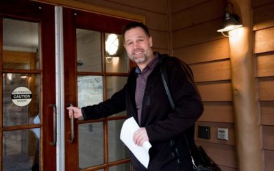 Dan Cunin first to throw name in for council